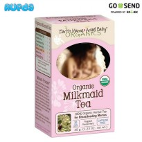 (Premium) MilkMaid Tea by Earth Mama Angel Baby (EMAB)