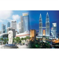 YukTrip ke Malaysia-Singapore 5D (Include Universal Studio, Madame Tussauds)