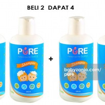 Pure Baby Shampoo Freshy 230ml - PROMO BUY 2 GET 4