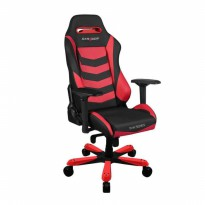(Termurah) Gaming Chair DXRacer Iron Series OH/IS166/NR Black,Red