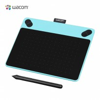 (Termurah) Tablet Wacom Intuos Art, PT Small, Blue- 4x6/Corel Painter Essential