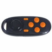 unomax Mini Bluetooth Gamepad Controller Remote - Black