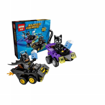Lepin Super Hero Mighty Micros - Mainan Block & Puzzle