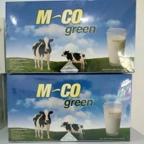 Susu Kolostrum Mco Green