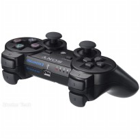 Sony Playstation 3 Stick Controller Hitam Grade A