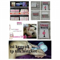 SNAIL WHITE CREAM ORIGINAL