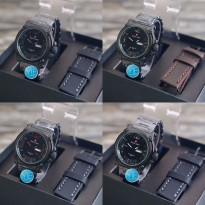 Jam Tangan Pria Swiss Army SA Sea Walker Limited Edition Paket 2 Tali Strap