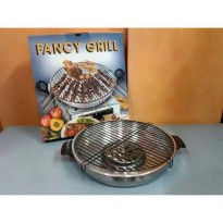 New Alat Panggang Kompor Gas / Panggangan Sate Fancy Grill Roaster Maspion