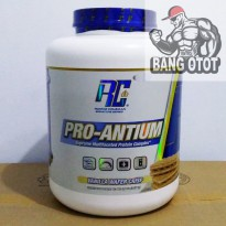 PRO-ANTIUM 5.6 Lbs Suplemen Fitness RONNIE COLEMAN Sign