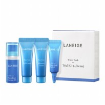 [100% Original Laneige] Water Bank Trial Kit (4 Items) / Set Melembabkan Asli dari Korea Recommended