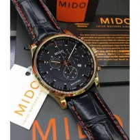 MIDO MULTIFORT M005.417.36.051.20 Chronograph (RG)