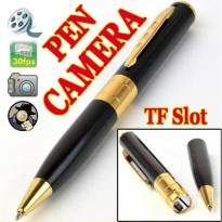 Spy Cam /Spycam Pen / Pena Camera BPR6