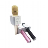 Mic Karaoke Q9 Bluetooth Wireless Microphone