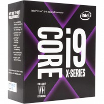 (Termurah) Processor Intel Core i9-7900X X-series 13.75M Cache, up to 4.30 GHz