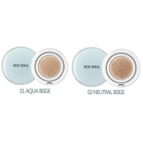 Eco Soul Powerproof Cooling BB Cushion