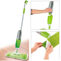 PRODUK INOVATIF SPRAY MOP Stainless Steel Stick