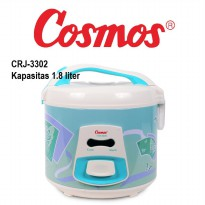 COSMOS RICE COOKER CRJ-3302
