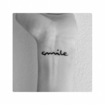 HO3621 - Tattoo SMILE HC41
