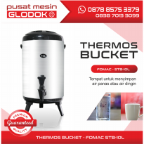 New Termost Air Panas - Water Boiler Fomac stb-10l
