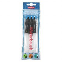 Derwent Multi-pack Waterbrush (Kuas cat air)