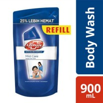 Lifebuoy Sabun Cair Mild Care Refill 900ml