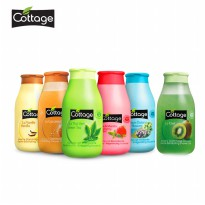 COTTAGE SHOWER 3PCS - Paket Cottage Shower Gel Mini Size 50ml/Showel Gel made in France