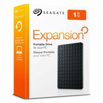 HDD External Seagate Expansion 1TB External Portable HDD / Harddisk