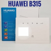 Modem Wifi Home Router Wifi 4G Huawei B 315 UNLOCK All Operator