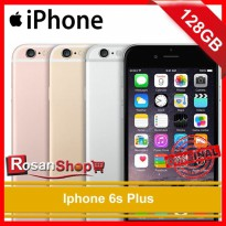iPhone 6s Plus 128Gb Garansi 1thn Internasional Original 100% ( grey, gold, silver, rose )