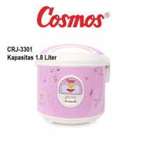 COSMOS RICE COOKER CRJ-3301