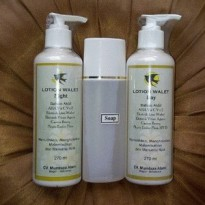 Glutathione Body Lotion Walet