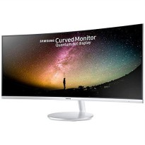 Monitor Samsung LC34F791 C34F791 34' Inch Curved Monitor LCD LED HDMI