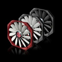 Casing CPU FAN Raijintek Aeolus A slim -14cm - Red White / Black White