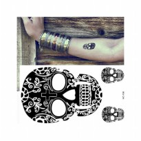 HO3299 - Tattoo Skull HC106
