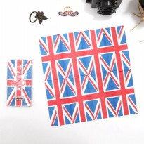 Union Jack Store Design Tissue