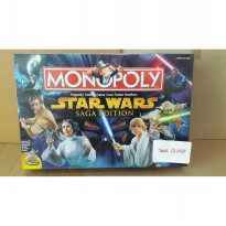 (Sale) Monopoly Star Wars