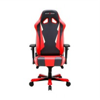 Dxracer OH/SJ28/NR Sentinel Series Gaming Chair - Black Red