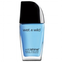 Wet N Wild Wild Shine Nail Color - Putting On Airs