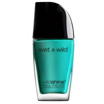 Wet N Wild Wild Shine Nail Color - Be More Pacific