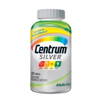 Centrum Silver Adults 50+ Multivitamin [285 Tablets]