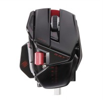Madcatz R.A.T.9 Gloss Black Wireless Gaming Mouse