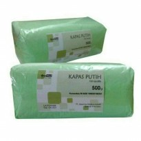 OneMed Kapas Putih Gulung 500gr High Quality
