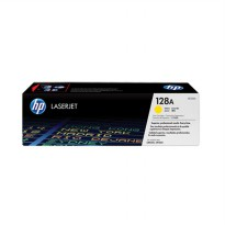 HP 128A Toner Cartridge for Hp LaserJet Pro CP1525 or CM1415 - Yellow