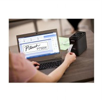 Brother PT-P750W Wireless Enabled P-touch Label Printer