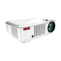 G-HOLIC LED33-02 Projector - White [2000 Lumens/Full HD/TV Tunner]