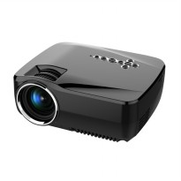 Weekend Deal - G-HOLIC GP70UP Mini Projector [Built in Android 4.4 2/4G-5G/WiFi/Bluetooth 4.0/1200 L