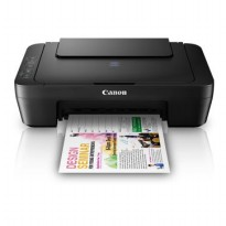 Printer Canon E410 Pixma Affordable All-In-One Printer + Infus Modif