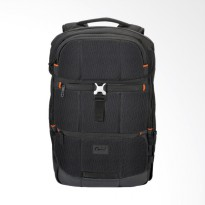 Targus TSB850-70 Grid Premium Backpack Tas Laptop - Black [32L/16 Inch]