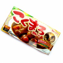 House Japan Curry Block Paste - Hot Lv 2 (8 Serving)