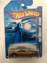 Hotwheels Muscle Tone Hot Wheels Stars Coklat Die Cast Collection